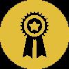 Qualität- Symbol